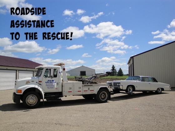 Safeco Roadside Assistance >> Roadside Assistance To The Rescue Etler Kettenacker Agency